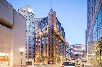 波士頓科普利廣場萬怡飯店 Courtyard by Marriott Boston Copley Square
