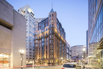 Hotel - Courtyard by Marriott Boston Copley Square