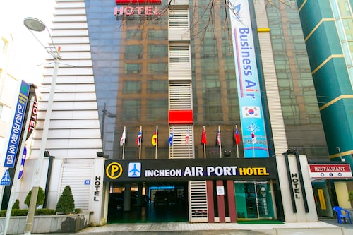. Incheon Airport Hotel