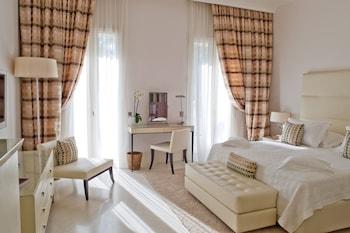 Deluxe Double Room, Terrace, Sea View