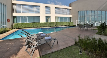 伊比拉普耶拉凱富飯店 Comfort Hotel Ibirapuera