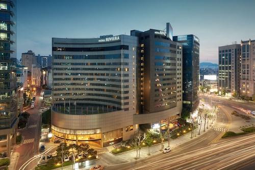 Seul - Hotel Riviera - ze Szczecina, 30 marca 2021, 3 noce