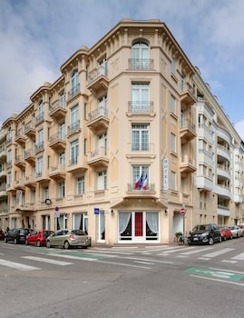 Hotel The Originals Nice Gare Le Lausanne (ex Inter-Hotel)