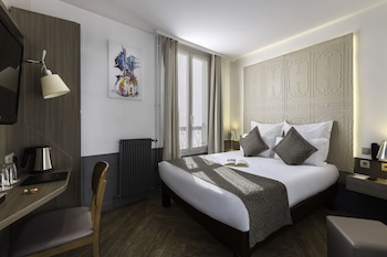 Hotel - Contact Hotel Alizé Montmartre