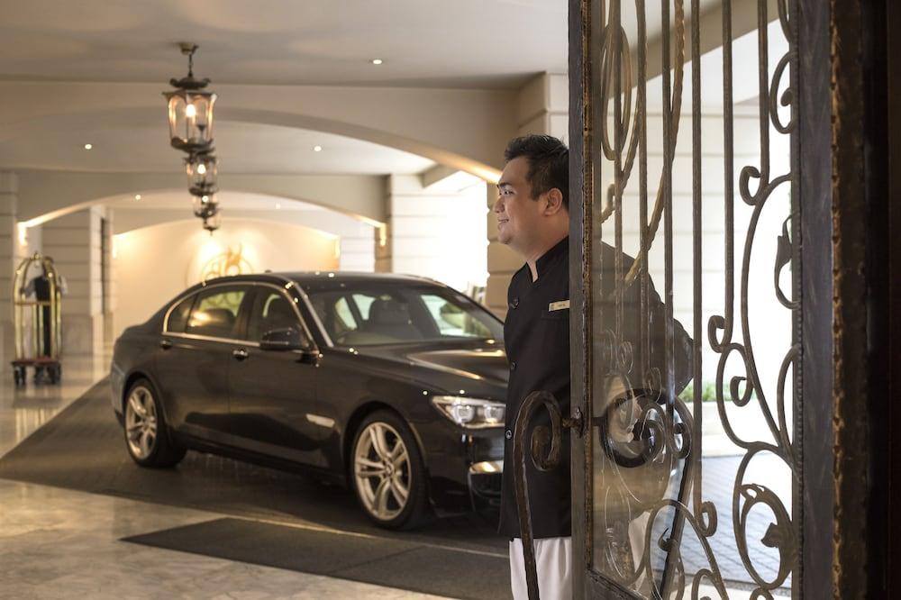 호텔이미지_Interior Entrance