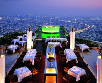 Book lebua at State Tower in Bangkok.