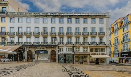 Lizbona - Hotel Borges Chiado - z Warszawy, 22 kwietnia 2021, 3 noce