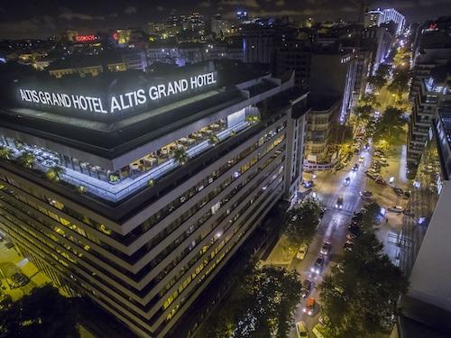 Lizbona - Altis Grand Hotel - z Warszawy, 22 kwietnia 2021, 3 noce