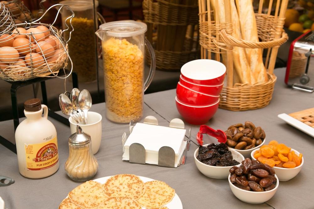 브릿 호텔 보르도 아에로포트 - 르 소레텔(Brit Hotel Bordeaux Aéroport - Le Soretel) Hotel Image 22 - Breakfast Area