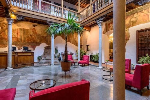Granada - Palacio de Santa Inés hotel - z Krakowa, 21 kwietnia 2021, 3 noce