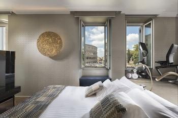Luxury Suite, City View