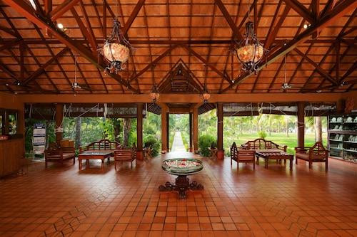 . Poovar Island Resort