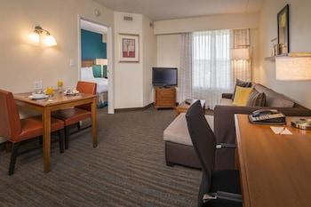 Guestroom at Residence Inn by Marriott Norfolk Airport in Norfolk