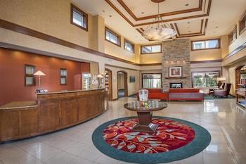 Lobby at Residence Inn by Marriott Norfolk Airport in Norfolk
