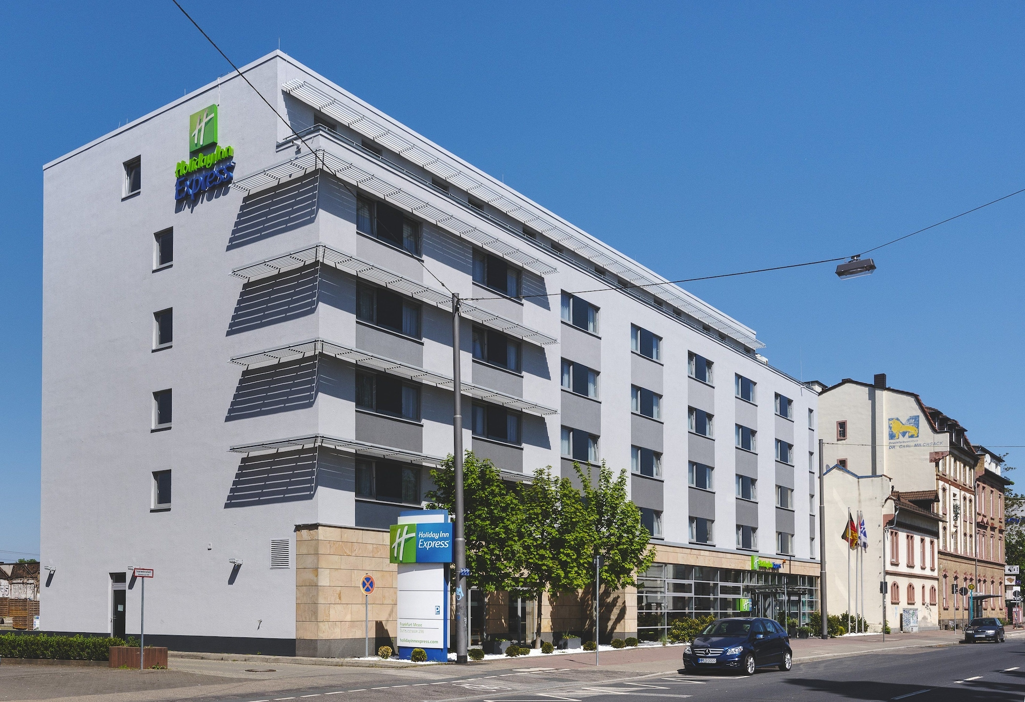 Holiday Inn Express Frankfurt Messe, Frankfurt am Main