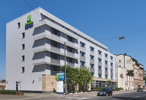 . Holiday Inn Express Frankfurt Messe