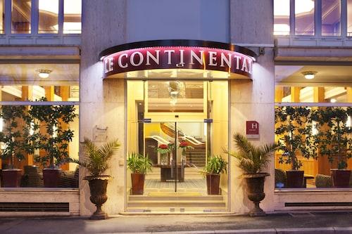. Hôtel Le Continental