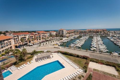 . Résidence Port-Argelès