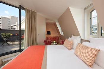 Hotel - Vic Eiffel