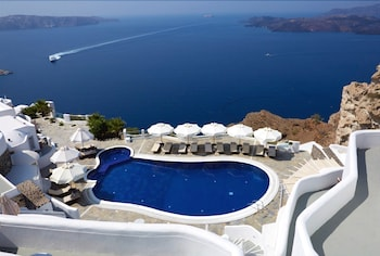 Hotel - Volcano View Hotel Santorini
