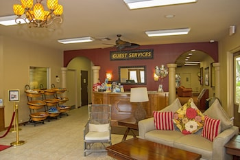 Interior Entrance at Westgate Leisure Resort in Orlando