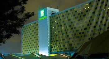 安海比公園假日飯店 Holiday Inn Sao Paulo Parque Anhembi