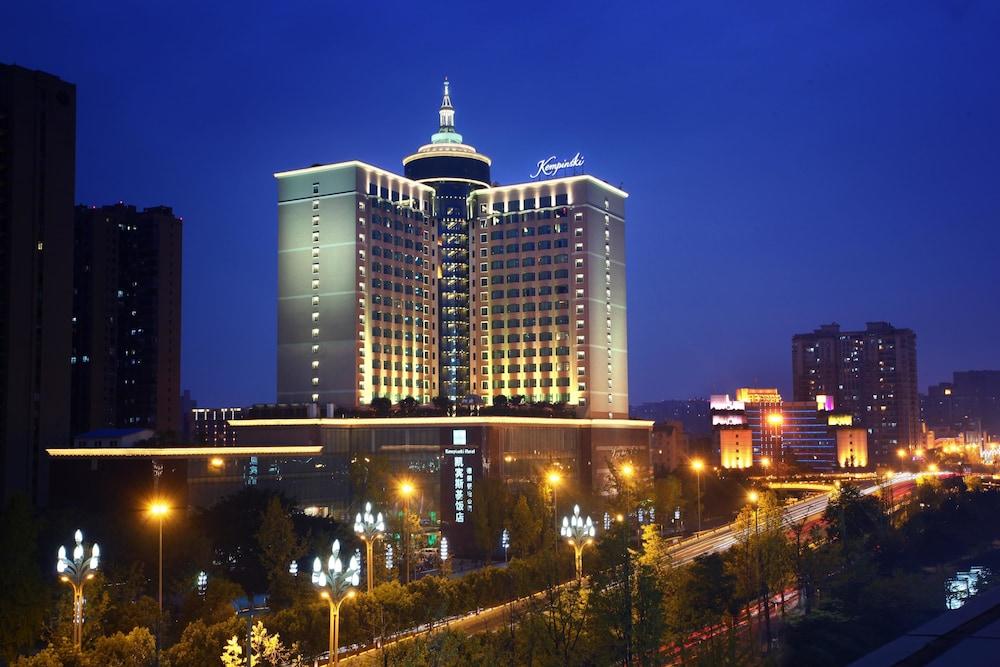 ケンピンスキー ホテル 成都 (成都凱賓斯基飯店)