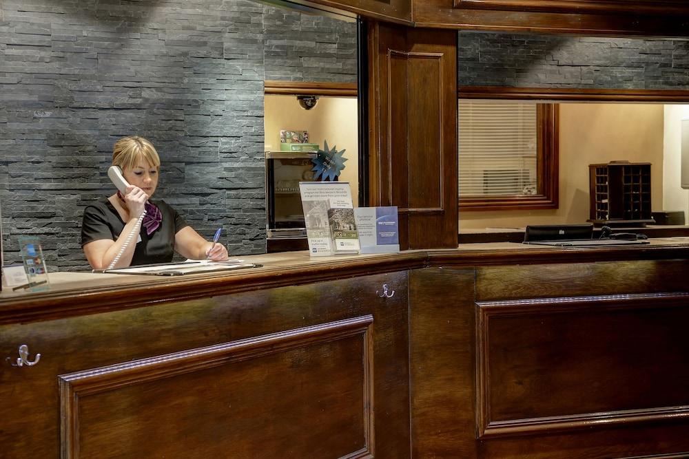 베스트 웨스턴 베리 램스버텀 올드 밀 호텔(Best Western Bury Ramsbottom Old Mill Hotel) Hotel Image 24 - Reception