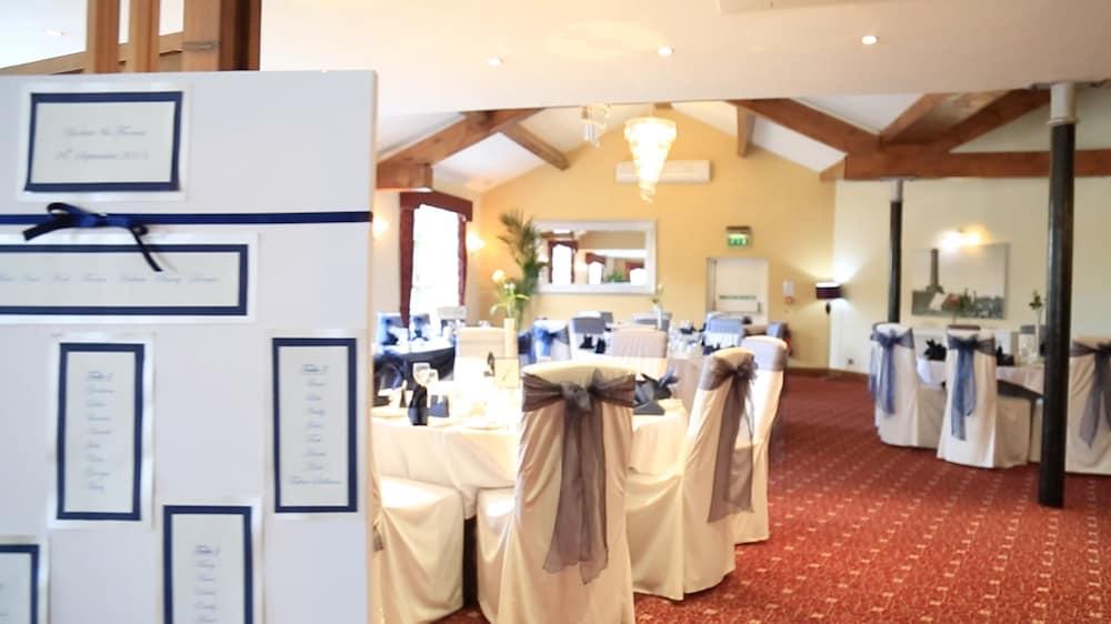 베스트 웨스턴 올드 밀 호텔 & 레저 클럽(Best Western Old Mill Hotel & Leisure Club) Hotel Image 32 - Banquet Hall
