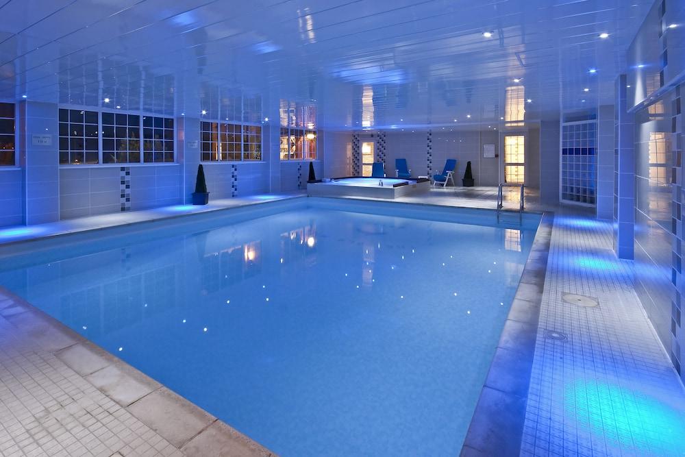 베스트 웨스턴 베리 램스버텀 올드 밀 호텔(Best Western Bury Ramsbottom Old Mill Hotel) Hotel Image 22 - Indoor Spa Tub