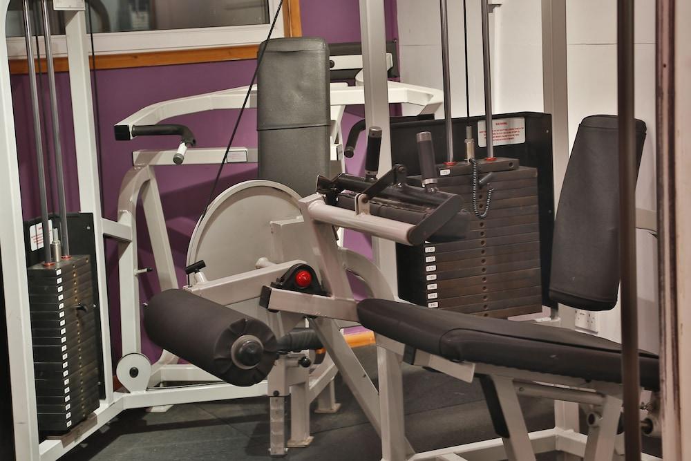 베스트 웨스턴 베리 램스버텀 올드 밀 호텔(Best Western Bury Ramsbottom Old Mill Hotel) Hotel Image 25 - Gym