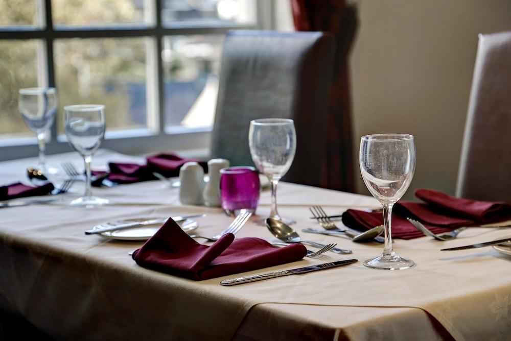 베스트 웨스턴 베리 램스버텀 올드 밀 호텔(Best Western Bury Ramsbottom Old Mill Hotel) Hotel Image 36 - Restaurant