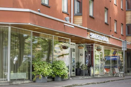 Goteborg - Spar Hotel Gårda - z Warszawy, 29 kwietnia 2021, 3 noce