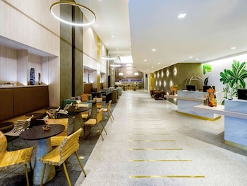 奧林匹亞聖保羅美爵飯店 Grand Mercure São Paulo Vila Olímpia