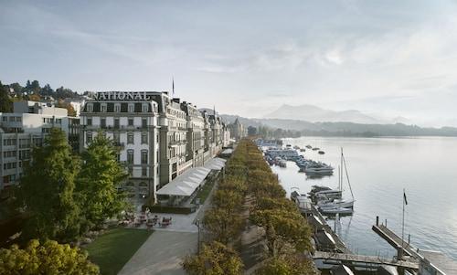 . Grand Hotel National