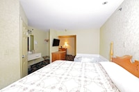 Standard Room, 1 King Bed with Sofa bed, Jetted Tub