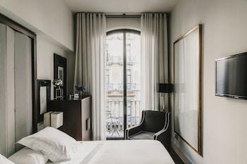 Standard Oda, Balkon (pulitzer View)