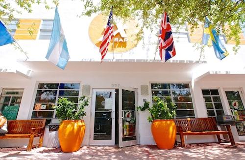 Miami Beach (FL) - Onu Hotel - z Katowic, 5 maja 2021, 3 noce