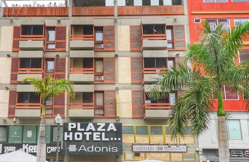 Santa Cruz de Tenerife - Hotel Adonis Plaza - z Katowic, 22 kwietnia 2021, 3 noce