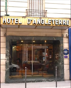 Hotel - Hôtel d'Angleterre Champs-Elysées