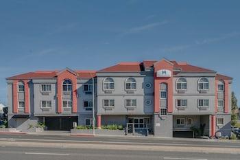 Hotel Aura SFO - Porch  - #0
