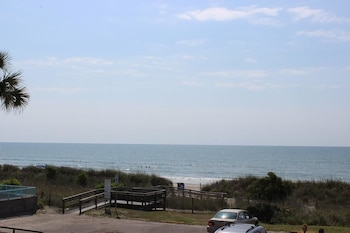 View from Hotel at Summer Wind inn & Suites in Myrtle Beach