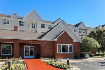 Exterior at Residence Inn Potomac Mills in Woodbridge