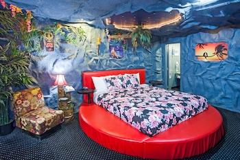 Süit, 1 Yatak Odası (jurassic Cave)
