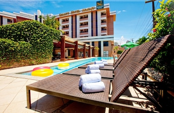 阿拉卡茹凱藝飯店 Quality Hotel Aracaju