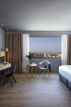 Standard Double Room, City View