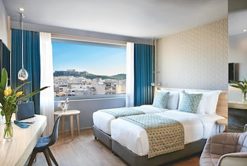 Executive Twin Room, Acropolis View