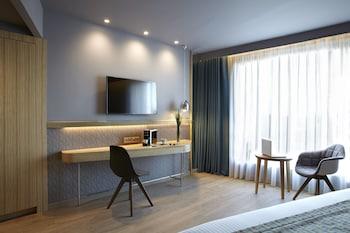 Standard Double Room, Atrium View
