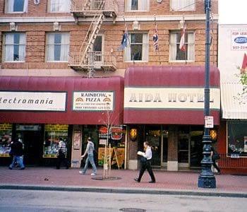 Hotel - Aida Plaza Hotel