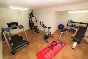 Villa Archanes - Gym  - #0